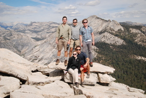 Yosemite Strenuous Half Dome Hike