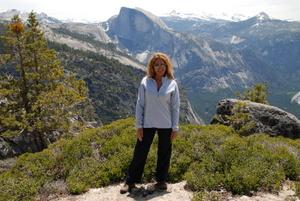Yosemite Falls Challenging Hike