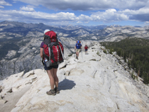 4 Day Yosemite Guided Backpack Trips
