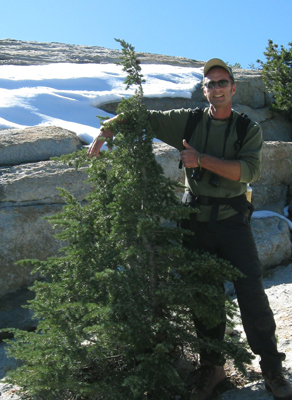 Dan Webster, Yosemite Naturalist Hiking Guide