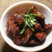 1-2-3-4-5 Sticky Spareribs