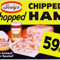 Pittsburgh Chipped Ham Barbecue Sandwiches with Church Lady Slaw