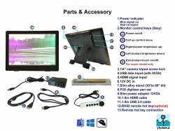 Small Of Tablet With Hdmi Input