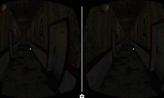 virtual reality vr horror games android haunted motel cardboard headset