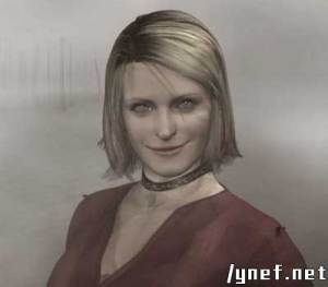 Silent Hill 2 Maria Smiling Eerily