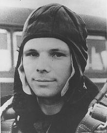 Gagarin joven