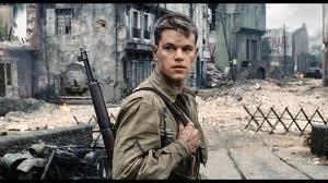 Matt Damon-James Francis Ryan