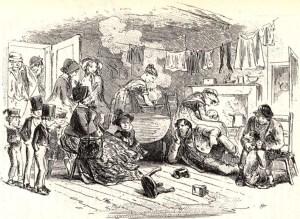 Dickens slums
