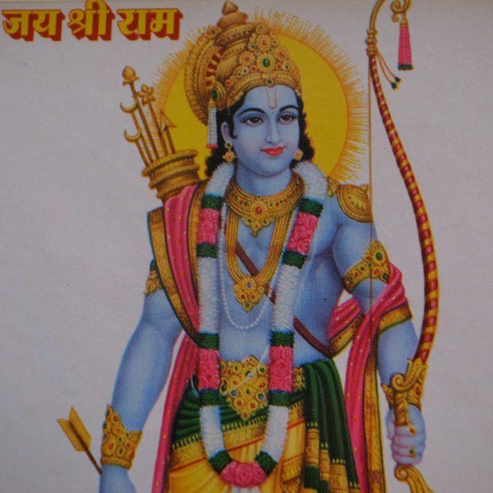 Happy Rama Navami! Mehr über Rama und das Ramayana