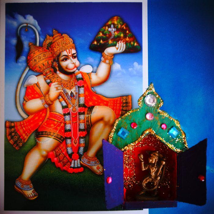 Hanuman – Der Affengott, der alles kann :)
