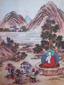 buddha Könige