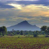 Spirituelle Orte - die NEUE Serie - Teil 1 der heilige Berg Arunachala, Indien