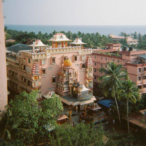 Spirituelle Orte - Teil 2: Amritapuri - Ammas Ashram in Kerala, Indien