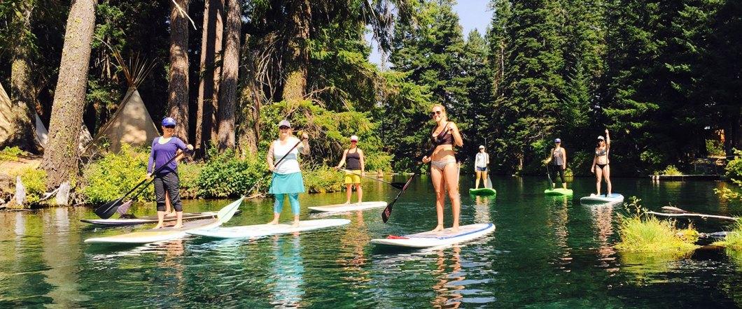 Lisa Rueff Yoga Retreat