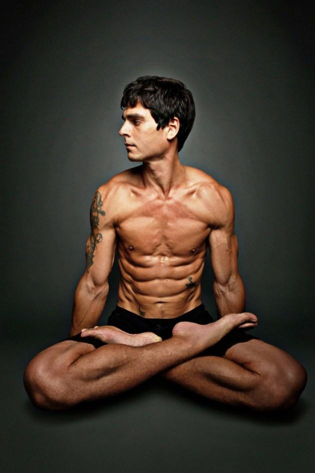 David Regelin (Photo: Yoganonymous)