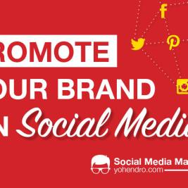 Promote Your Brand On Social Media