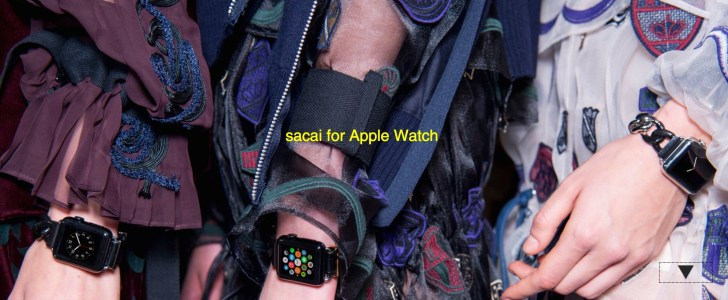 sacai×apple
