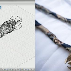 小道具ディジタルファブ活用画像例