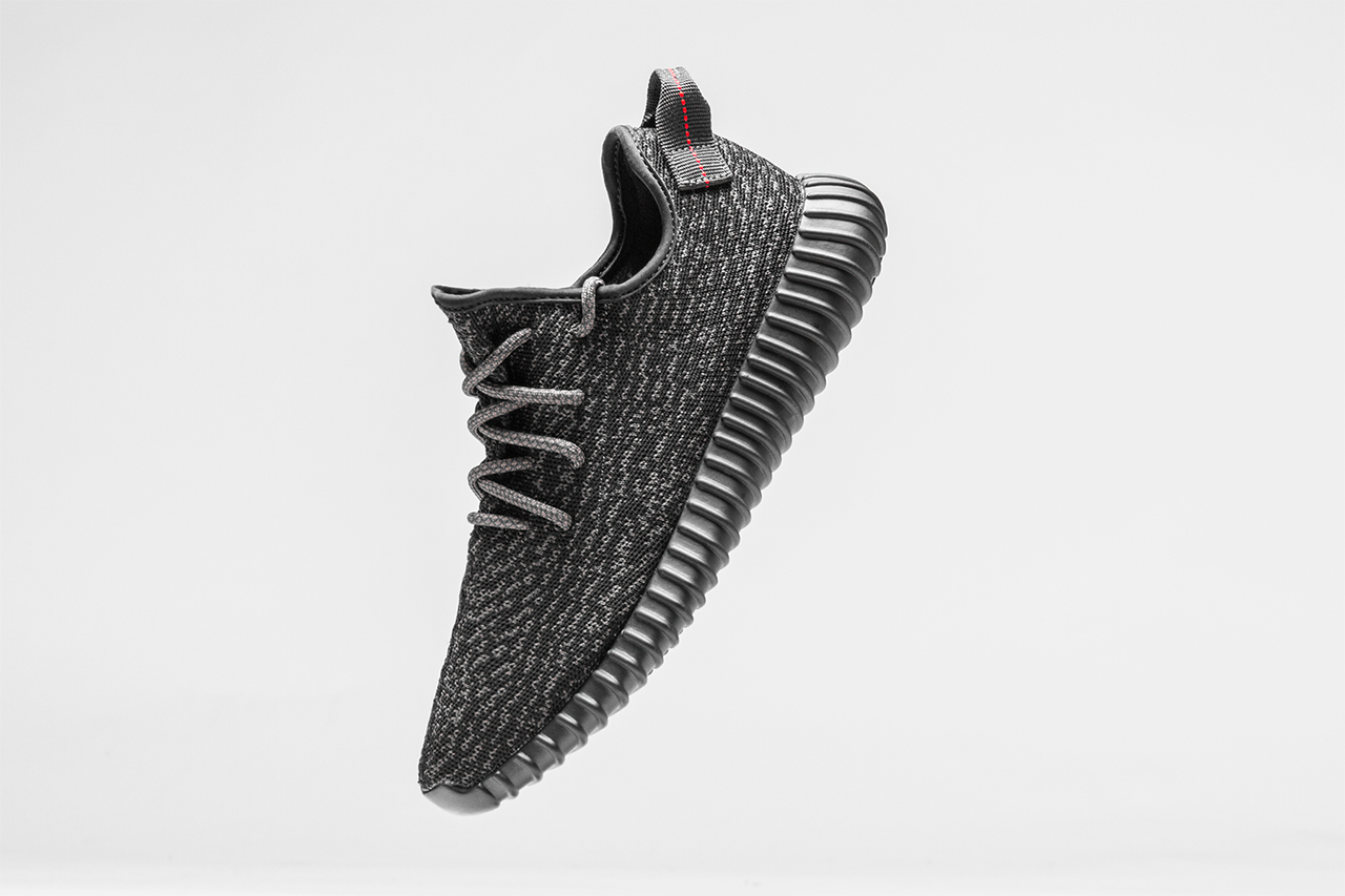 Adidas Yeezy Boost 350 V2 Core Black Red 2017 I