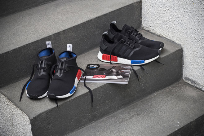 Adidas NMD R1 PK Primeknit OG Size 11 White S79168