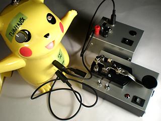 ピカルミンと電鍵くん、Mr.5V