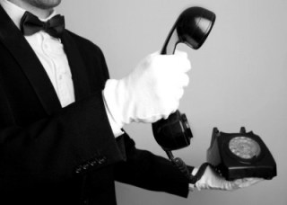 Christmas Shopping? Hire a Butler to assist you!