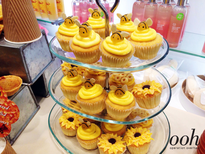 Operation Overhaul for The Body Shop - Bee Cuppies