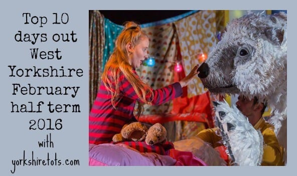 Top 10 days out - February half term 2016