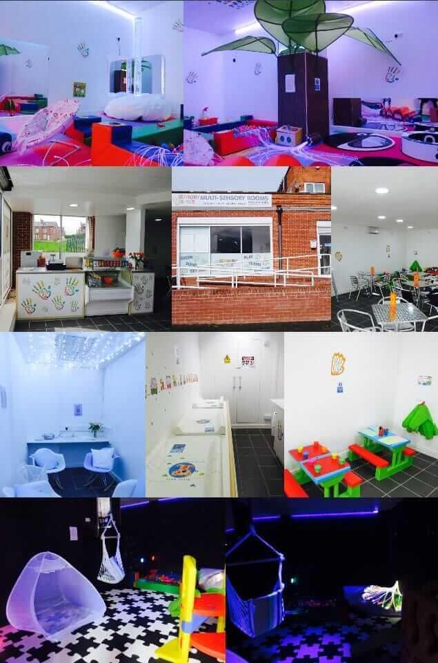 NEW Sensory Space Leeds Multi Sensory Rooms opening May 3