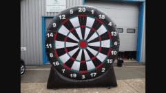 Human Dart Board