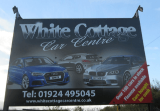Car Sales in Mirfield