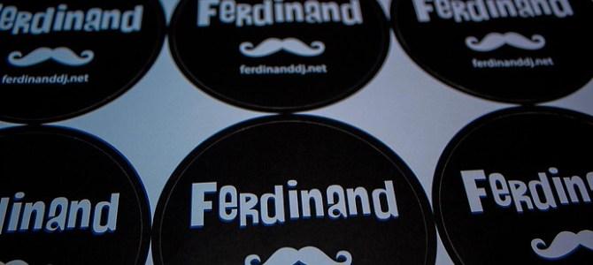 """Ferdinand DJ: """"Ser Dj se lleva por dentro"""""""