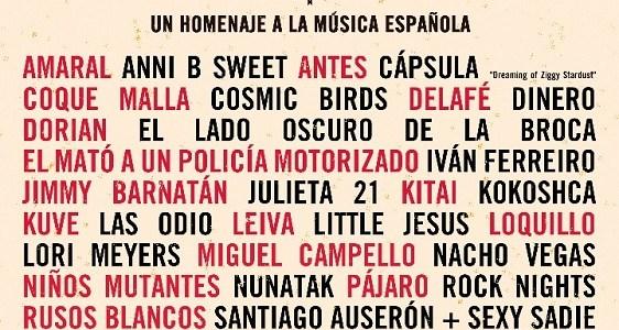 Sonorama Ribera anunciará una confirmación por día a partir de la semana que viene.