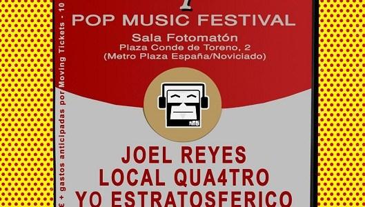 FIMRI 3.0. Festival Independiente de Mi Rollo es el indie.