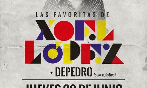 Sorteamos 2 entradas para ver a Xoel López en el Festival Cultura Inquieta.