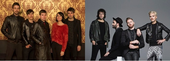 Dorian, Miss Caffeina, Bambikina y DJ's from Mars pondrán banda sonora a la primera noche de Música en Grande 2017