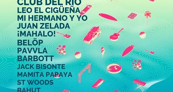 Campeiras Live 2017 ¡El Festival fusión entre SURF y MÚSICA!