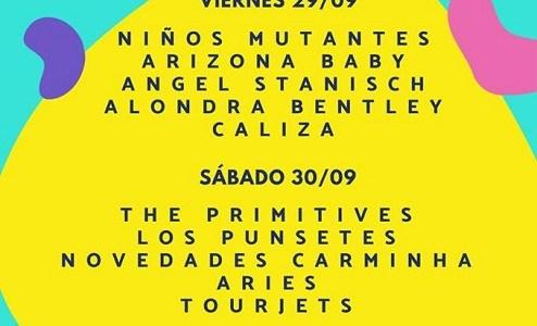 Festival Indyspensable vuelve el 29 y 30 de Septiembre a Villaverde.