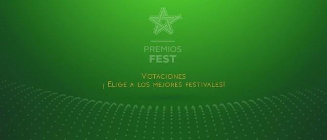 IV PREMIOS FEST: Comienza el periodo de votaciones.