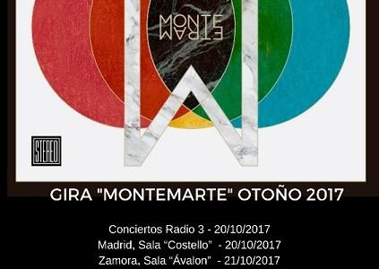 Toulouse fechas de su Gira Montemarte 17/18.