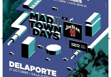 LA MEJOR MÚSICA Y EL MEJOR BOURBON EN MADTOWN DAYS BY JIM BEAM