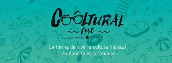 COOLTURAL FEST  ¡ALMERÍA DESPEGA!