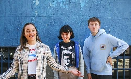 THE ORIELLES publicarán su primer álbum en febrero.