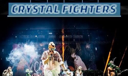 CRYSTAL FIGHTERS, cabezas de cartel del FESTIVAL DE LES ARTS