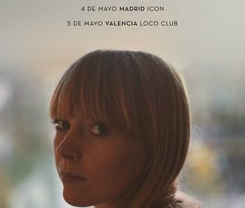 La gira de LUCY ROSE pasará por tres ciudades españolas.