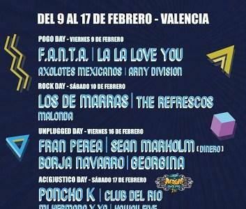 LATIDOS FESTIVAL 2018  El Festival más solidario llega a su V Edición.