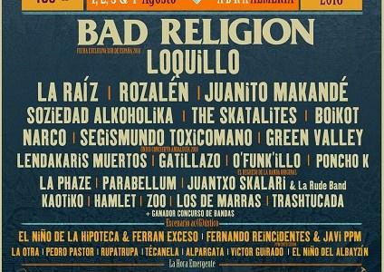 THE JUERGAS ROCK Festival cierra el cartel con Rozalén y Boikot.