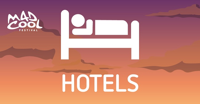 Reserva ya tu hotel para el MAD COOL FESTIVAL 2018