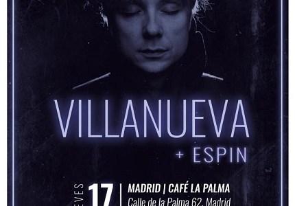 """VILLANUEVA anuncia las últimas fechas de la gira de """"Zoo Para dos""""."""