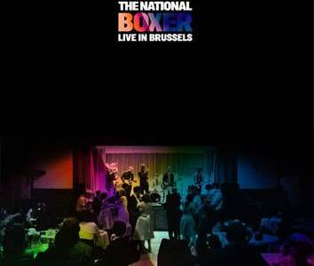 THE NATIONAL publicarán Boxer (live in brussels) para celebrar el décimo aniversario de su lanzamiento original.